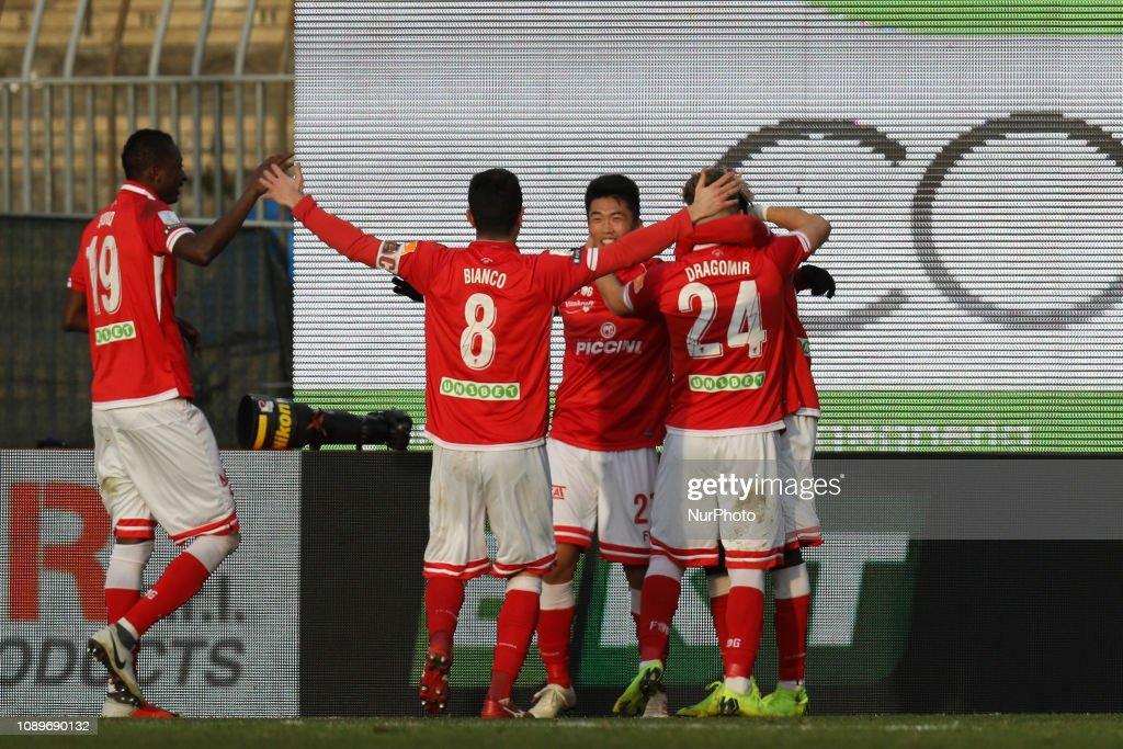 Ascoli v Perugia - Serie B : News Photo