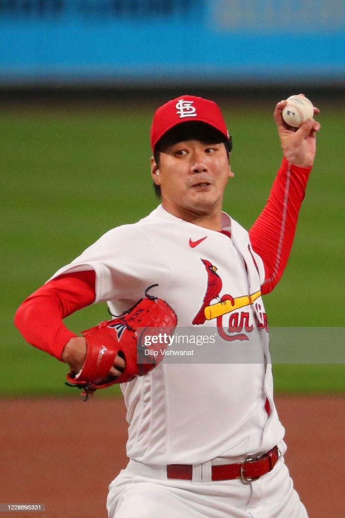 Milwaukee Brewers  v St Louis Cardinals : ニュース写真