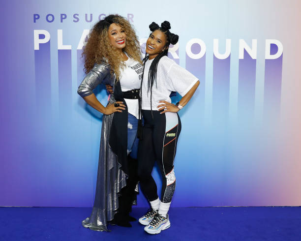 NY: Kwanza Jones, CEO Of SUPERCHARGED By Kwanza Jones Speaks At POPSUGAR Play/Ground