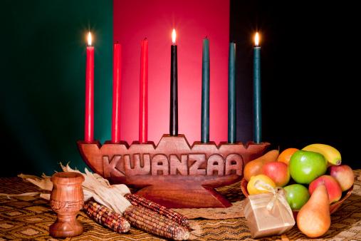 Kwanzaa - African American Holiday 153699474