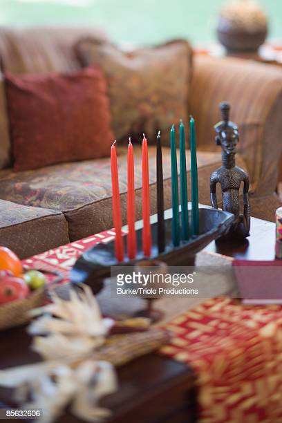 Kwanzaa decor