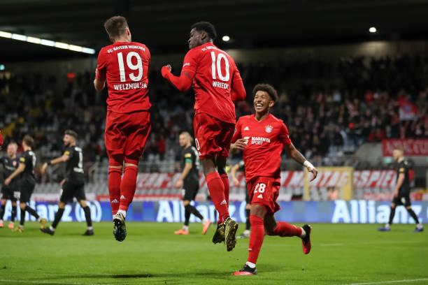 DEU: Bayern Muenchen II v Hallescher FC - 3. Liga