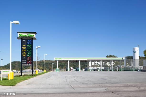 Kwik Trip Alternative Fueling Station