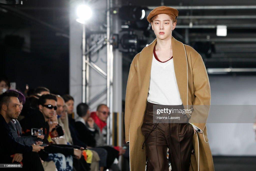KOR: Sewing Boundaries - Runway - HERA Seoul Fashion Week A/W 2019