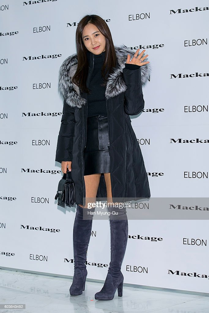 """Mackage"" K-Star Launch - Photocall"