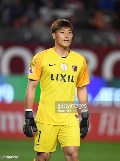 Kwoun Sun Tae of Kashima Antlers in action during the AFC Champions League Group E match between Kashima Antlers and Shandong Luneng at Kashima...