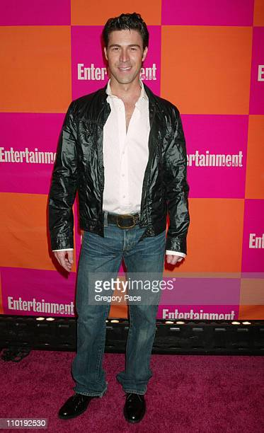 Kyan Douglas during Entertainment Weekly's Celebration of The Must List The 137 People Things We Love This Summer Issue Arrivals at CroBar in New...