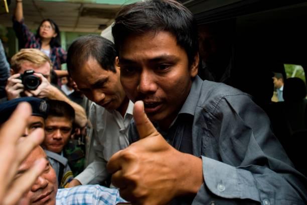 Resultado de imagem para Kyaw Soe Oo