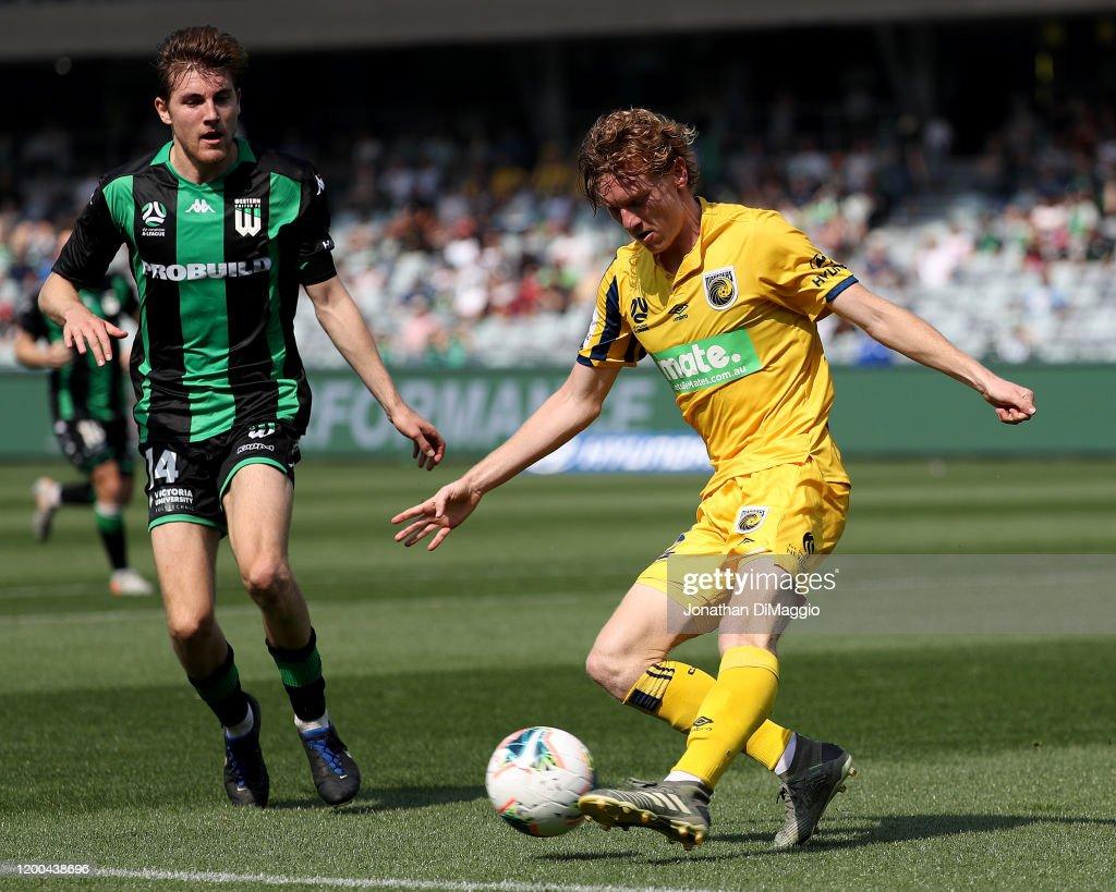 A-League Rd 15 - Western United v Central Coast : News Photo