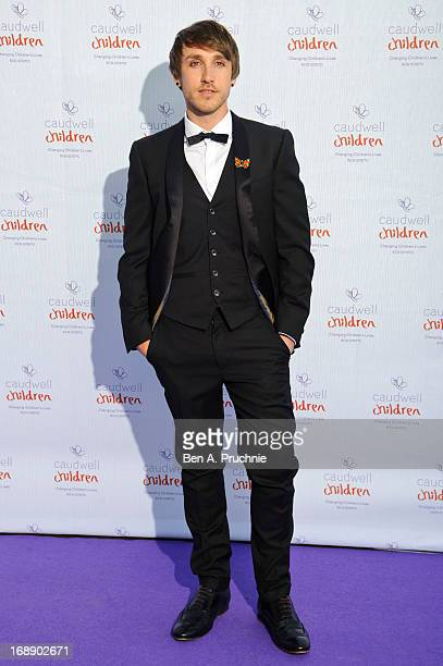 Kye Sones attends The Butterfly Ball A Sensory Experience in aid of the Caudwell Children's charity at Battersea Evolution on May 16 2013 in London...