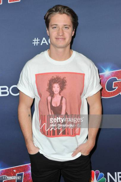 Kygo attends the America's Got Talent Season 14 Finale red carpet at Dolby Theatre on September 18 2019 in Hollywood California