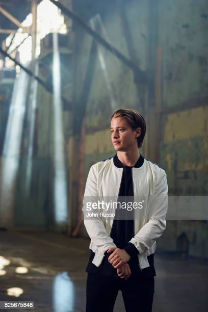 DJ Kygo is photographed for Spec on June 14 2017 in Los Angeles California