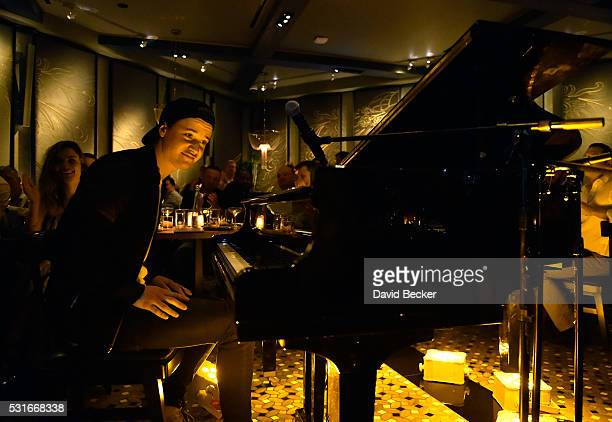 Kygo performs at Beauty Essex at The Cosmopolitan of Las Vegas on May 15 2016 in Las Vegas Nevada