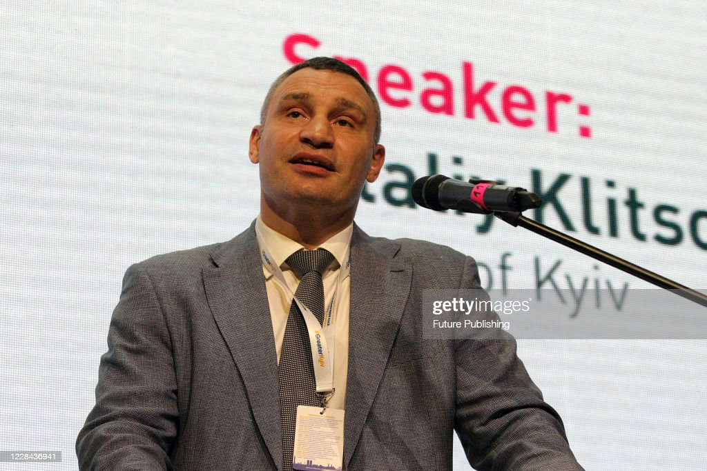 Investment Forum 2020 Kyiv Agglomeration : News Photo