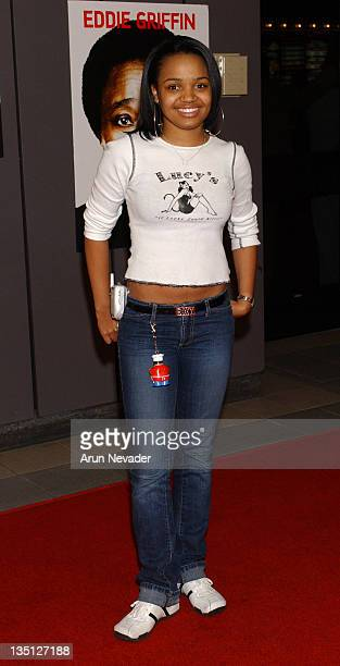 Kyla Pratt during Dysfunktional Family Premiere at AMC Theatres Hollywood Galaxy 6 in Hollywood California United States