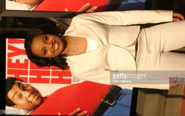 Kyla Pratt during Fat Albert World Premiere Arrivals at Temple University Liacouras Center in Philadelphia Pennsylvania United States