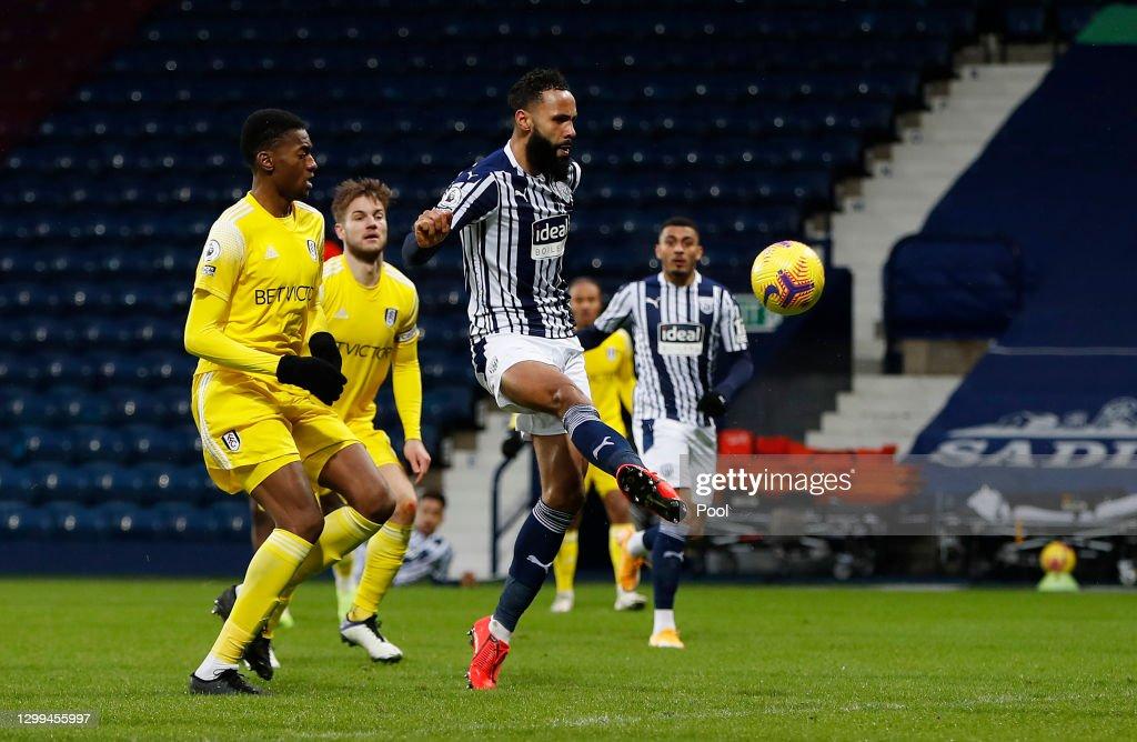 West Bromwich Albion v Fulham - Premier League : News Photo