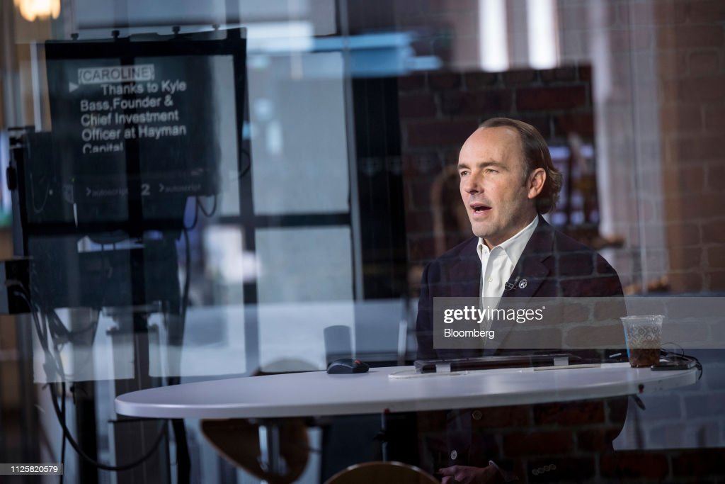 CA: Hayman Capital Management Chief Investment Officer Kyle Bass Interview