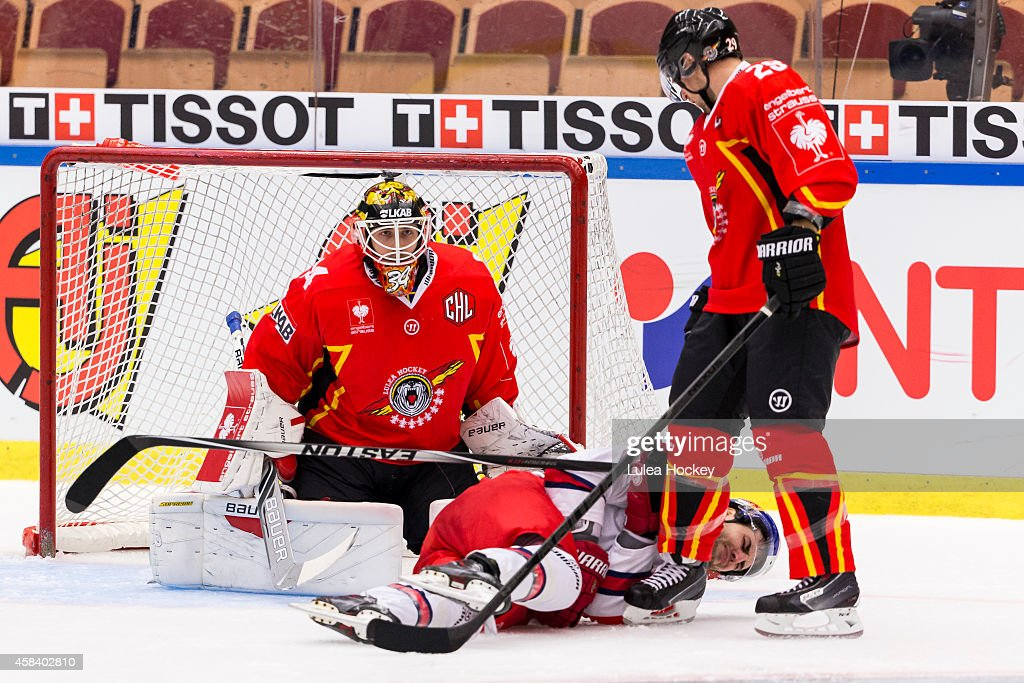 Lulea Hockey v Red Bull Salzburg - Champions Hockey League Round of 16