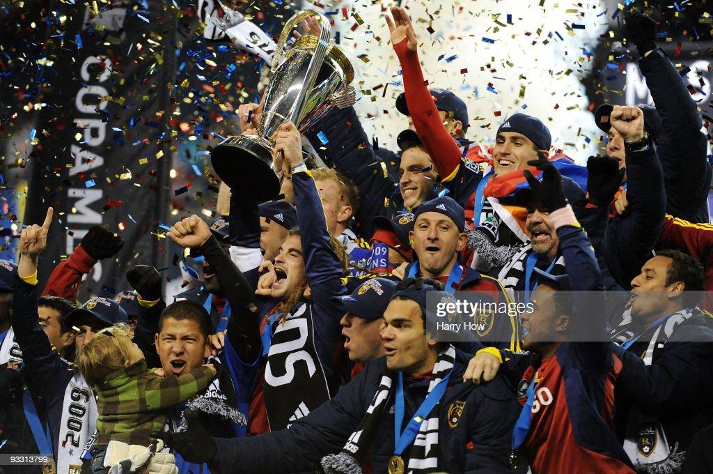 MLS Cup - Los Angeles Galaxy v Real Salt Lake : News Photo