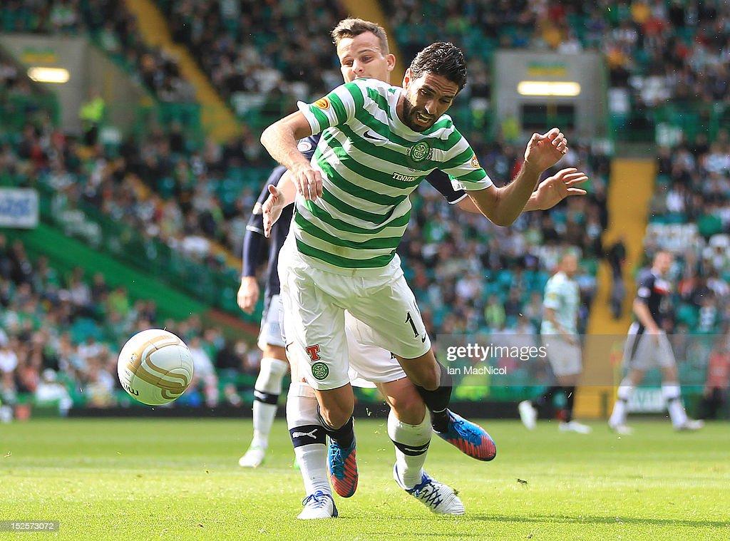 Celtic v Dundee - Scottish Premier League