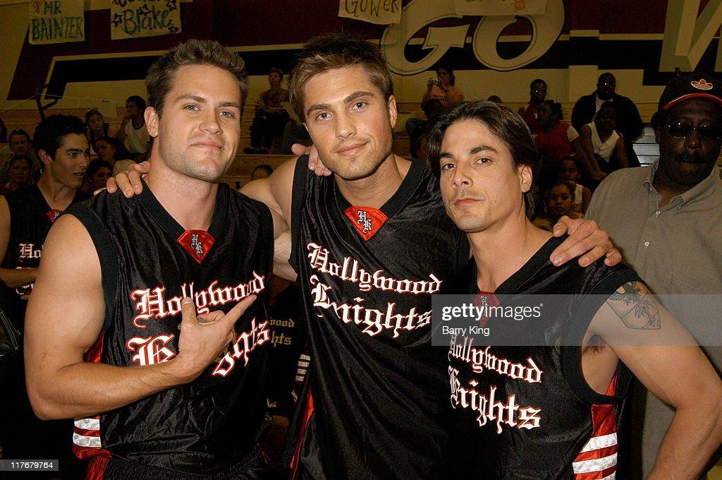 Hollywood Knights Basketball Game - Fullerton
