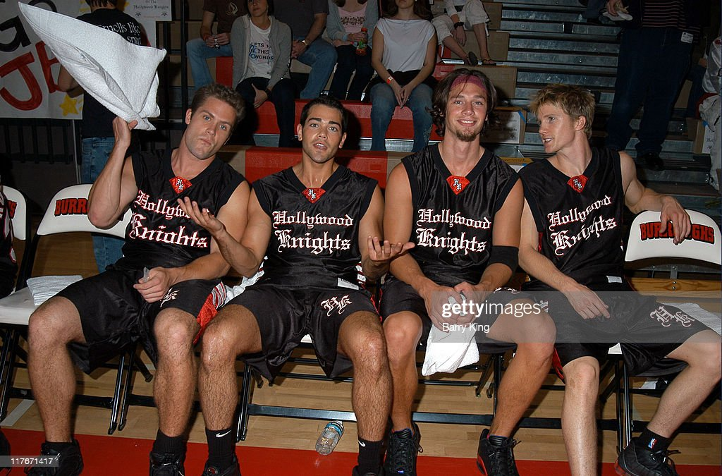 Hollywood Knights Basketball Game - April 7, 2004