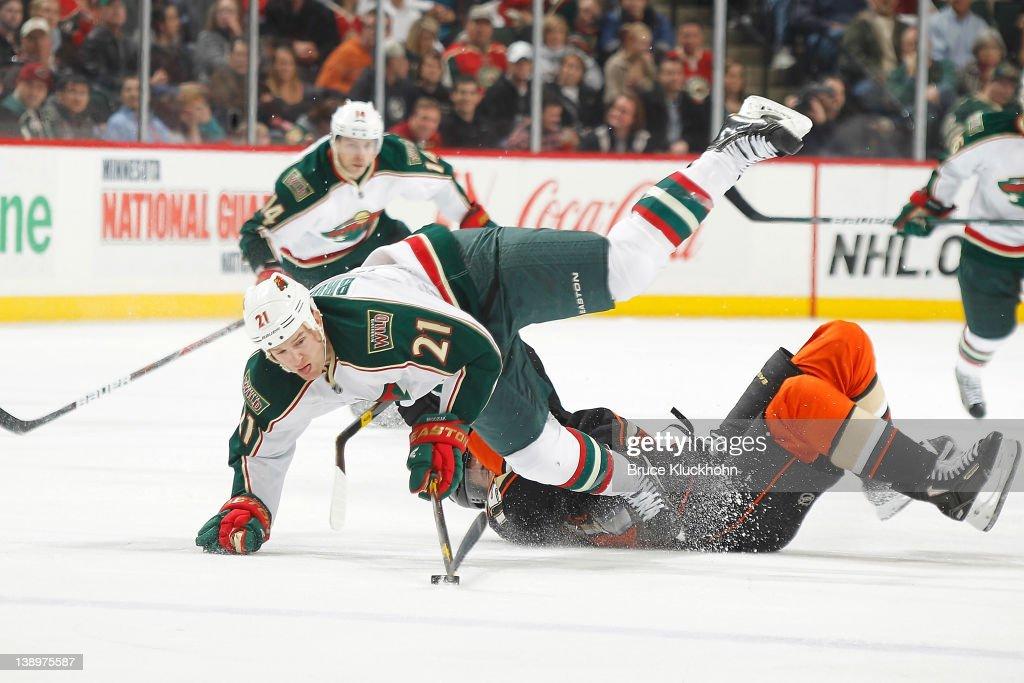Anaheim Ducks v Minnesota Wild