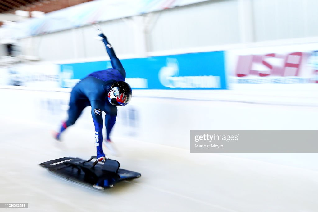 NY: 2019 IBSF World Cup Bobsled & Skeleton - Training