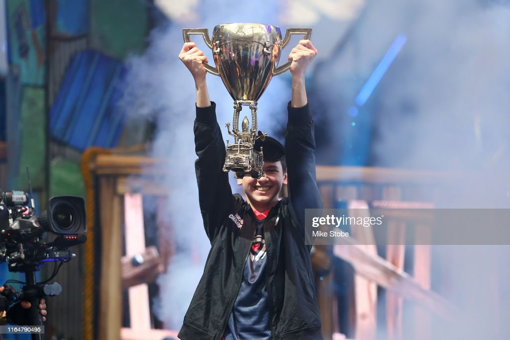Fortnite World Cup Finals - Final Round : News Photo