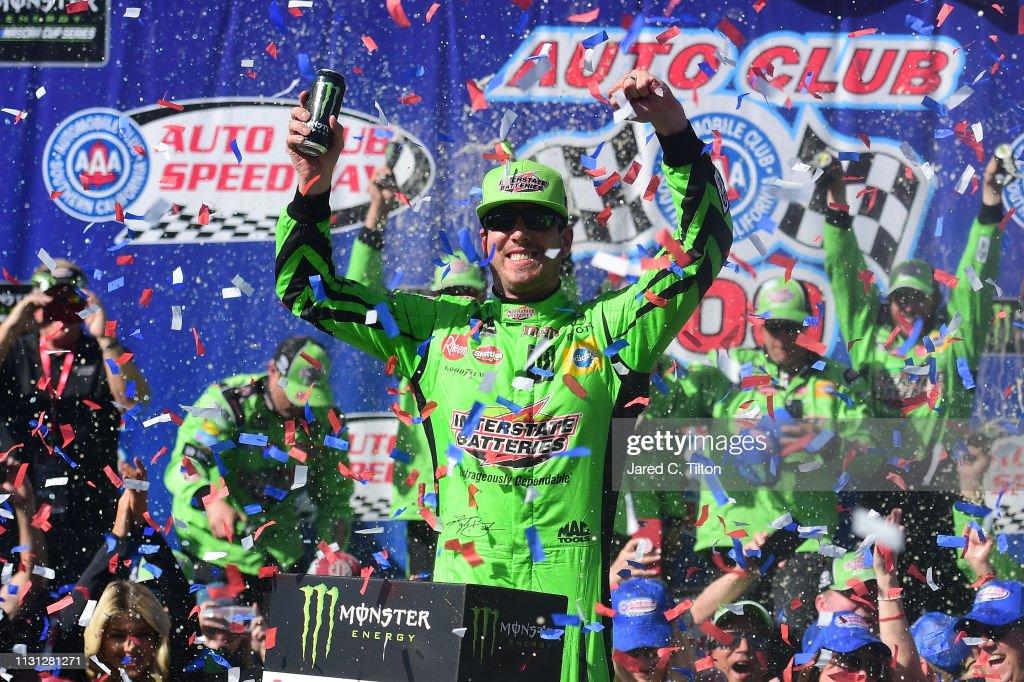 CA: Monster Energy NASCAR Cup Series - Auto Club 400