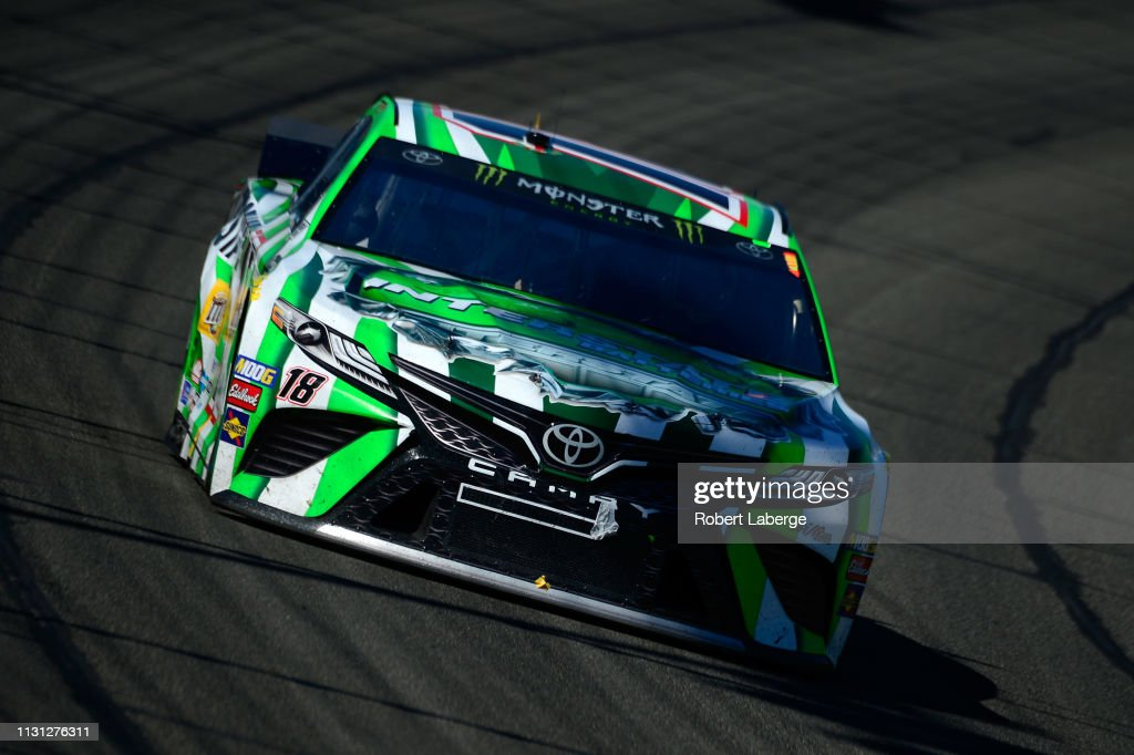 Monster Energy NASCAR Cup Series Auto Club 400 : News Photo