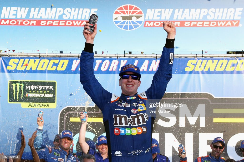 Monster Energy NASCAR Cup Series ISM Connect 300 : News Photo
