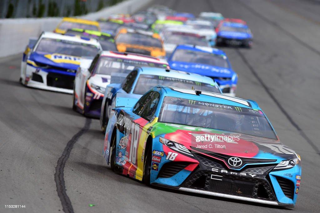 Monster Energy NASCAR Cup Series Pocono 400 : News Photo