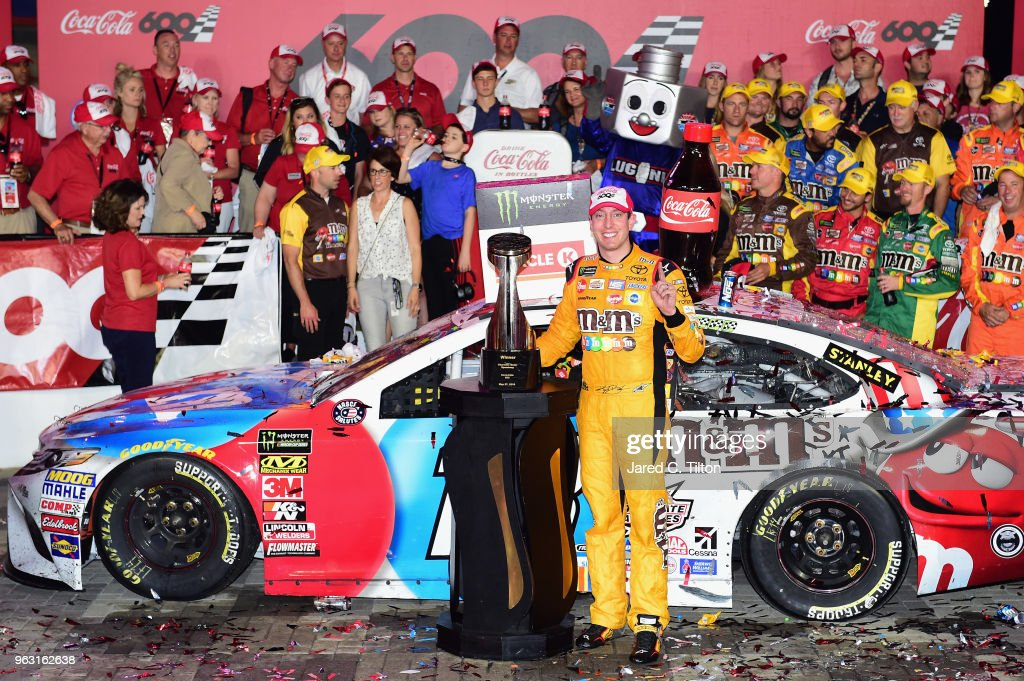 Monster Energy NASCAR Cup Series Coca-Cola 600 : News Photo