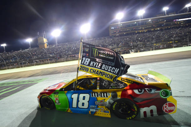 FL: Monster Energy NASCAR Cup Series Ford EcoBoost 400