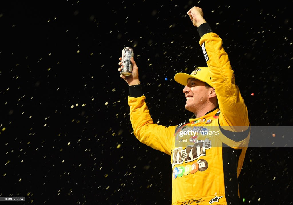 Monster Energy NASCAR Cup Series Federated Auto Parts 400 : News Photo