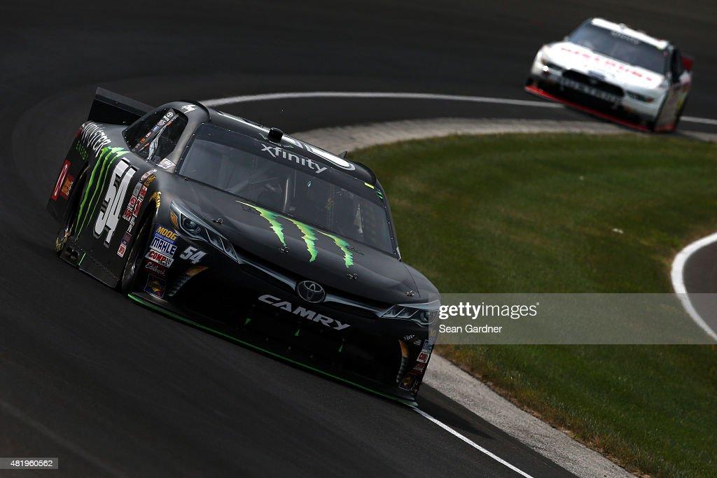 NASCAR XFINITY Series Lilly Diabetes 250 : News Photo