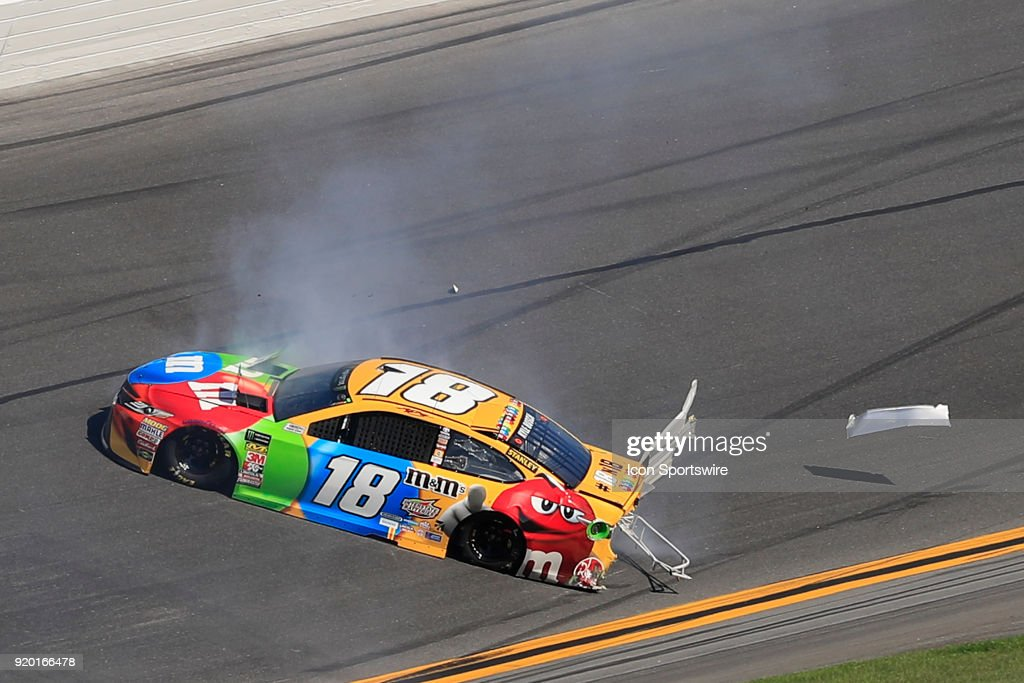 AUTO: FEB 18 Monster Energy NASCAR Cup Series - Daytona 500 Pictures ...