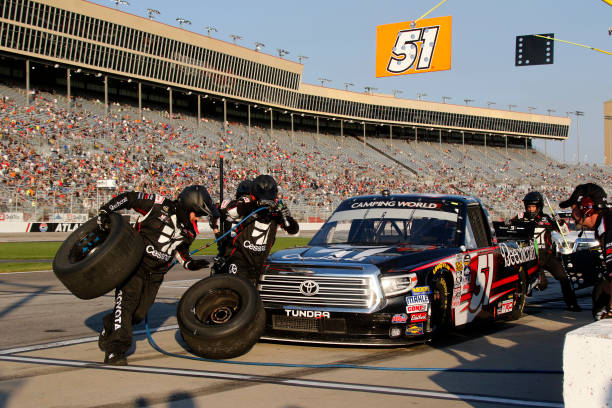 Auto Mar 04 Nascar Camping World Truck Series Active Pest Control