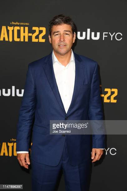 Kyle Chandler attends FYC Red Carpet For Hulu's Catch22 at Saban Media Center on May 08 2019 in North Hollywood California