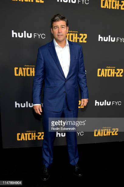Kyle Chandler attends the FYC Red Carpet for Hulu's Catch22 at Saban Media Center on May 08 2019 in North Hollywood California