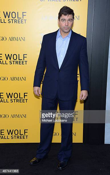 Kyle Chandler attends the 'The Wolf Of Wall Street' premiere at the Ziegfeld Theatre on December 17 2013 in New York City