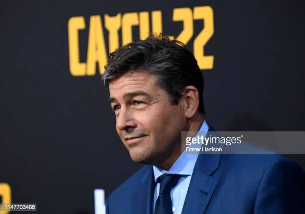 Kyle Chandler attends the US Premiere Of Hulu's Catch22 at TCL Chinese Theatre on May 07 2019 in Hollywood California