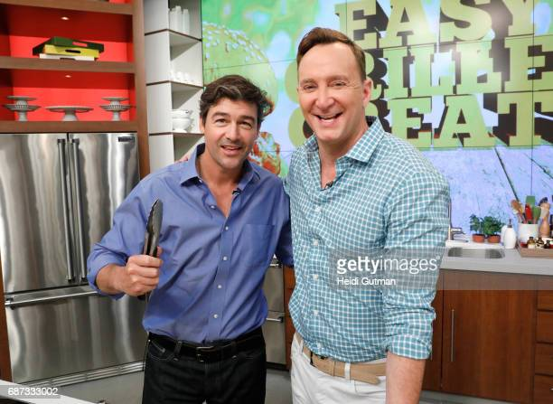 THE CHEW Kyle Chandler is the guest Tuesday May 23 2017 on ABC's 'The Chew' 'The Chew' airs MONDAY FRIDAY on the ABC Television Network KELLY
