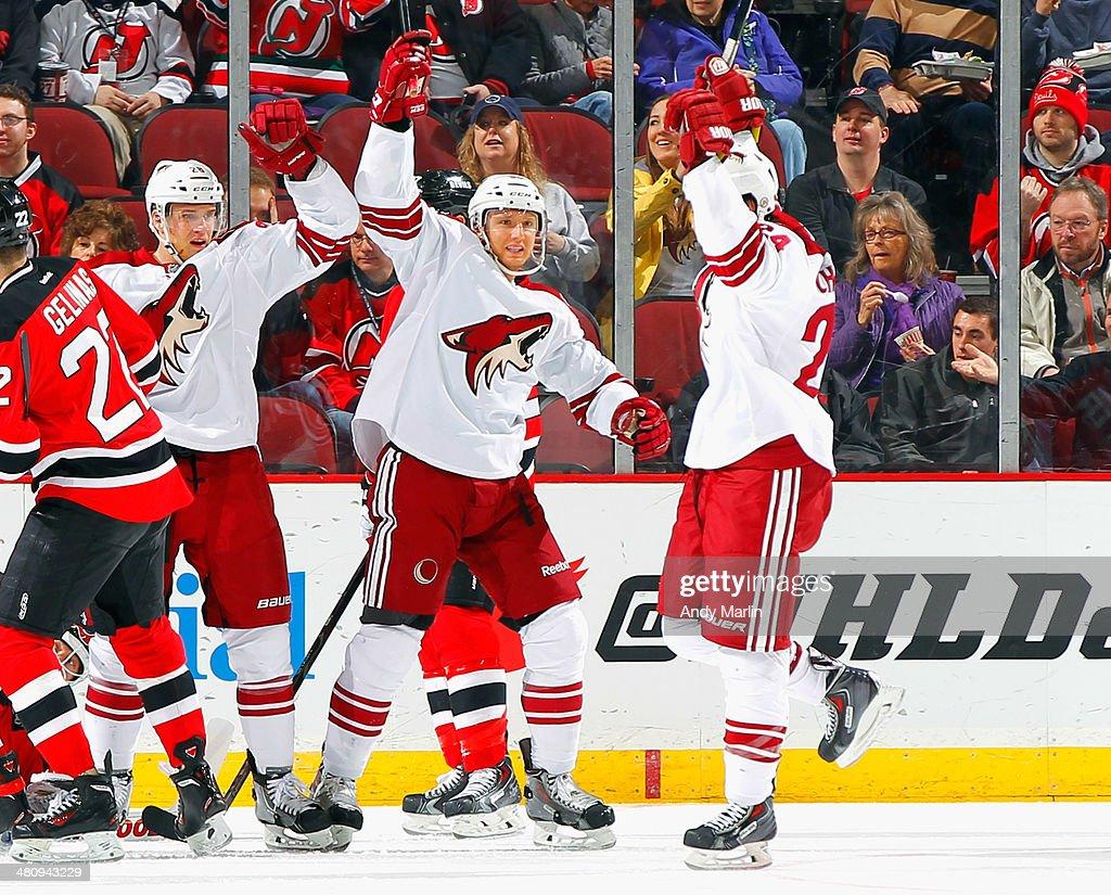 Phoenix Coyotes v New Jersey Devils