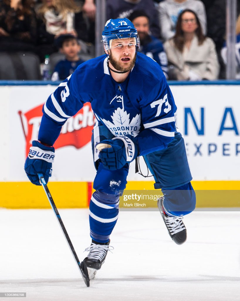 Kyle Clifford Of The Toronto Maple Leafs Skates Against The Anaheim News Photo Getty Images