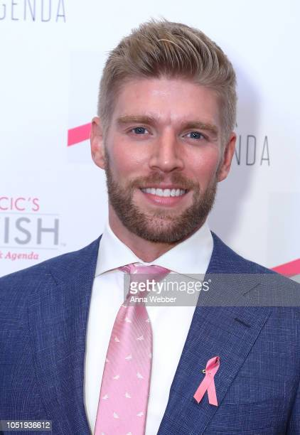 Kyle Cooke attends The Pink Agenda's Annual Gala at Tribeca Rooftop on October 11 2018 in New York City