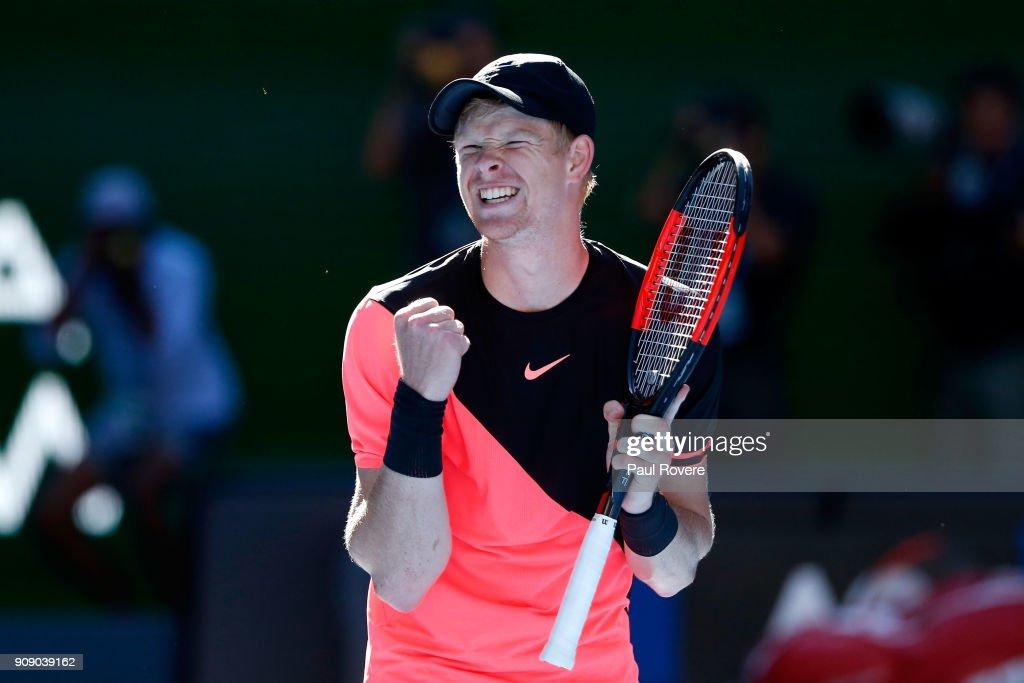 2018 Australian Open - Day 9