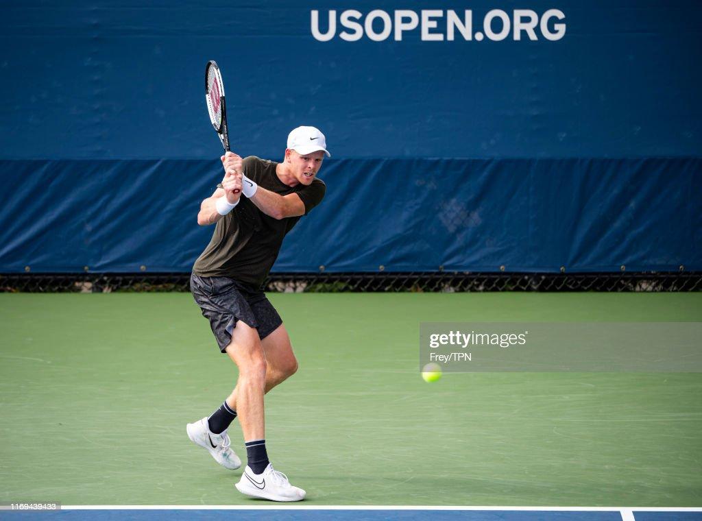2019 US Open - Qualifying & Training : Foto di attualità